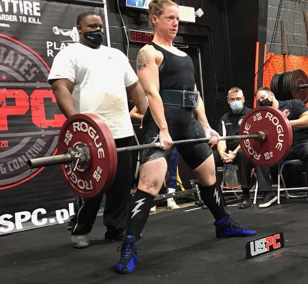 USPC Grit Iron Classic