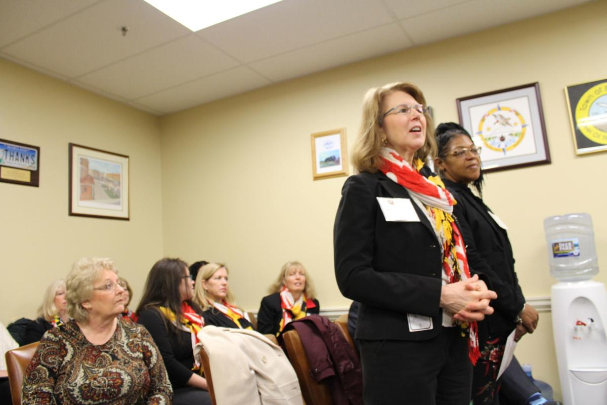 Eastern Shore Delegation hears issues on human trafficking, tourism