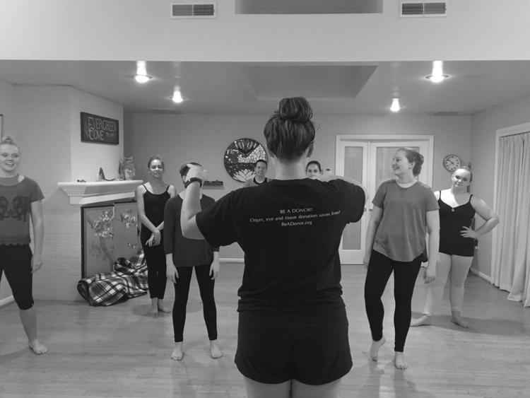 Continuum Dance Open Modern Class
