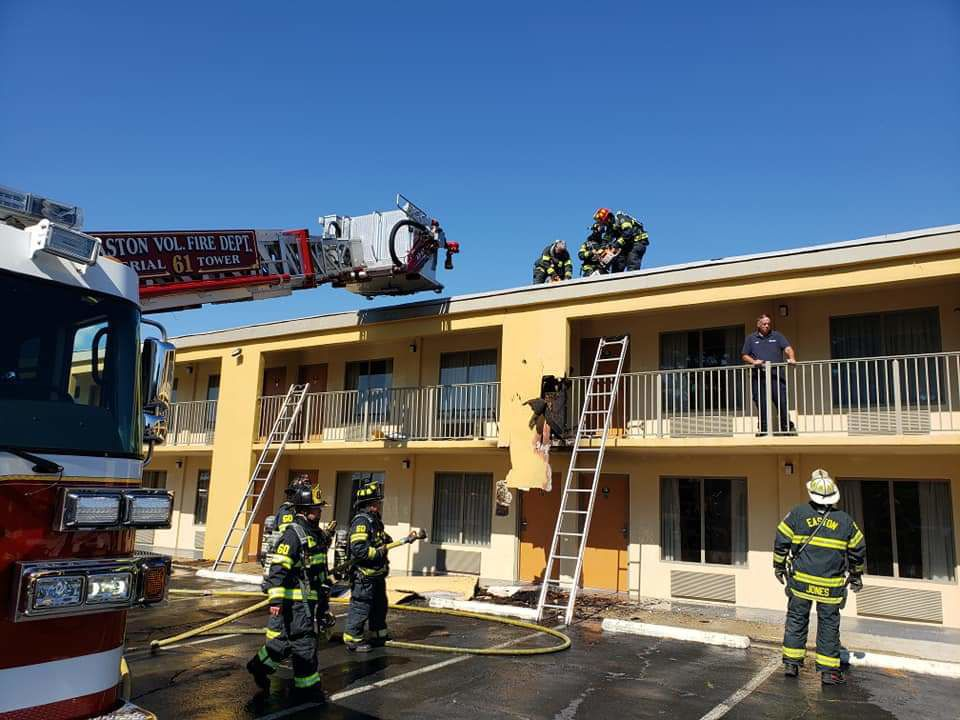 Discarded cigarette causes $20K damage to Days Inn