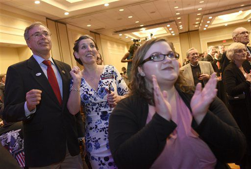 Harris wins another term