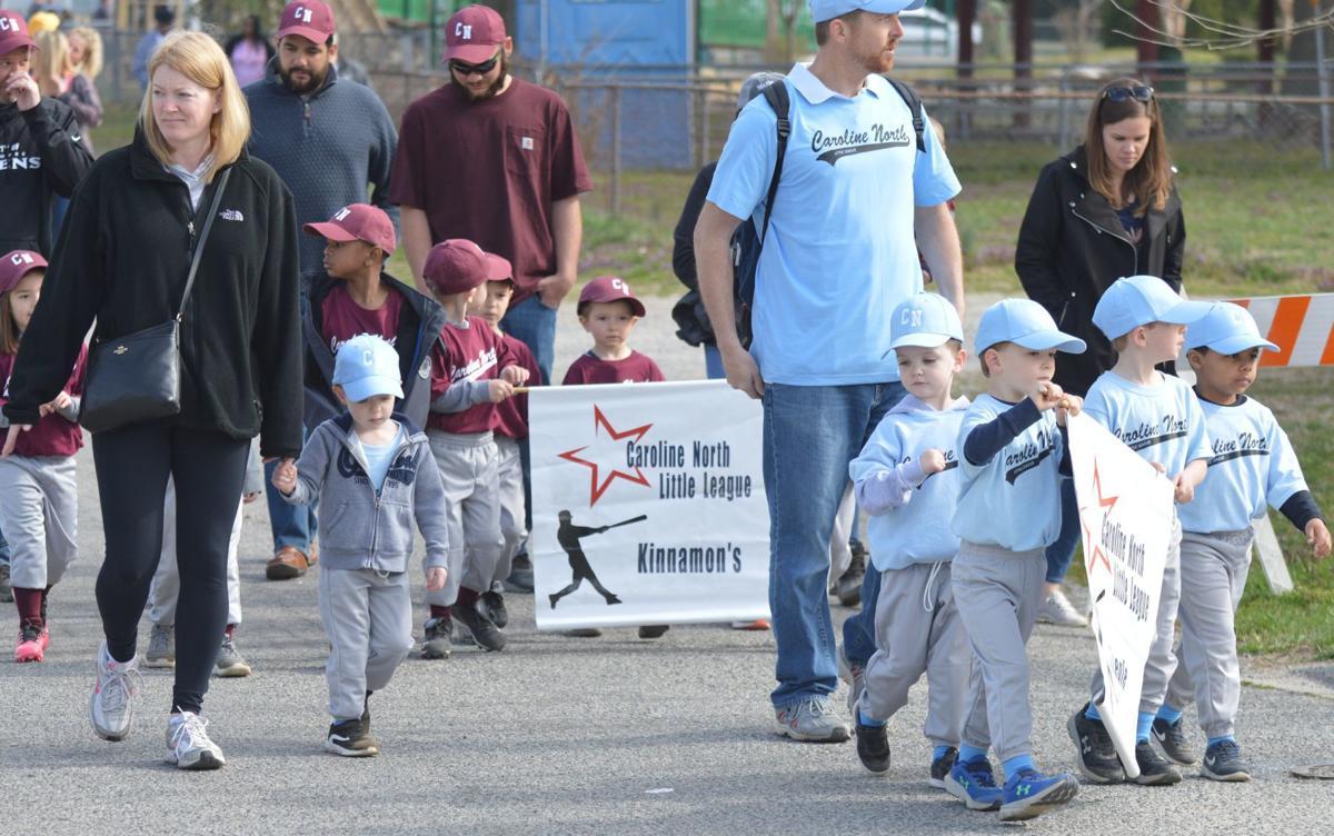 2019 Caroline North Little League Parade