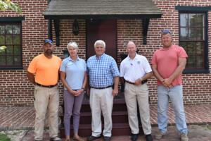 CBMM completes brick repointing of historic building