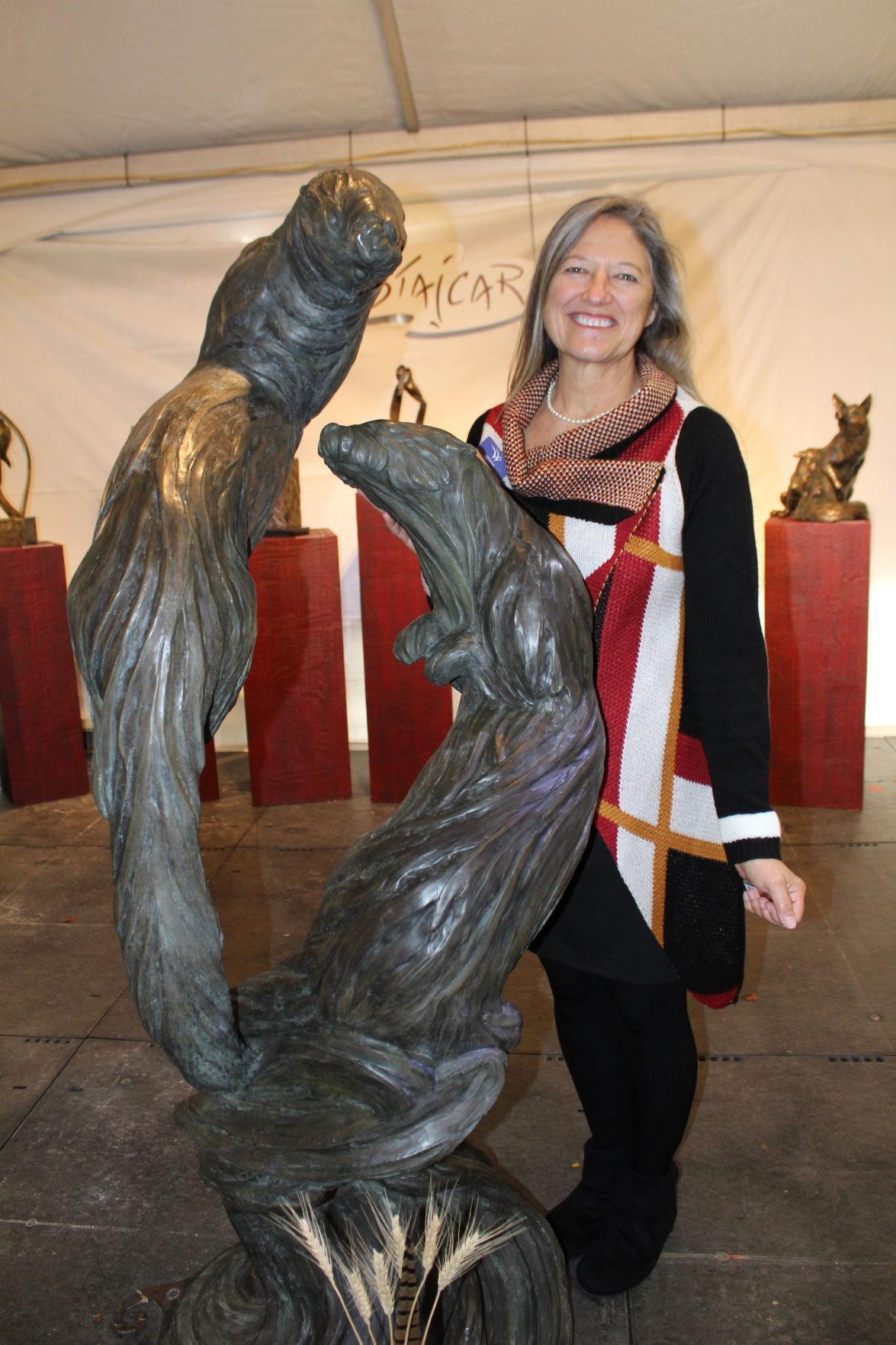 Telling stories in sculpture