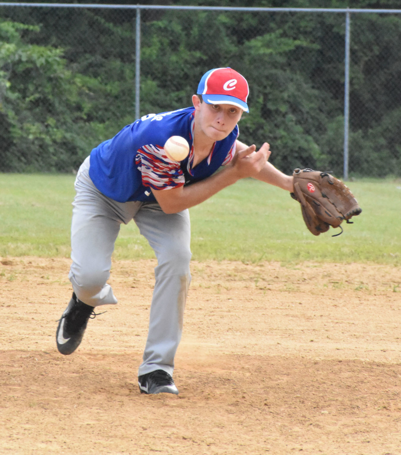District 6 Junior League Baseball Playoffs: Kent vs. Caroline, July 6, 2019