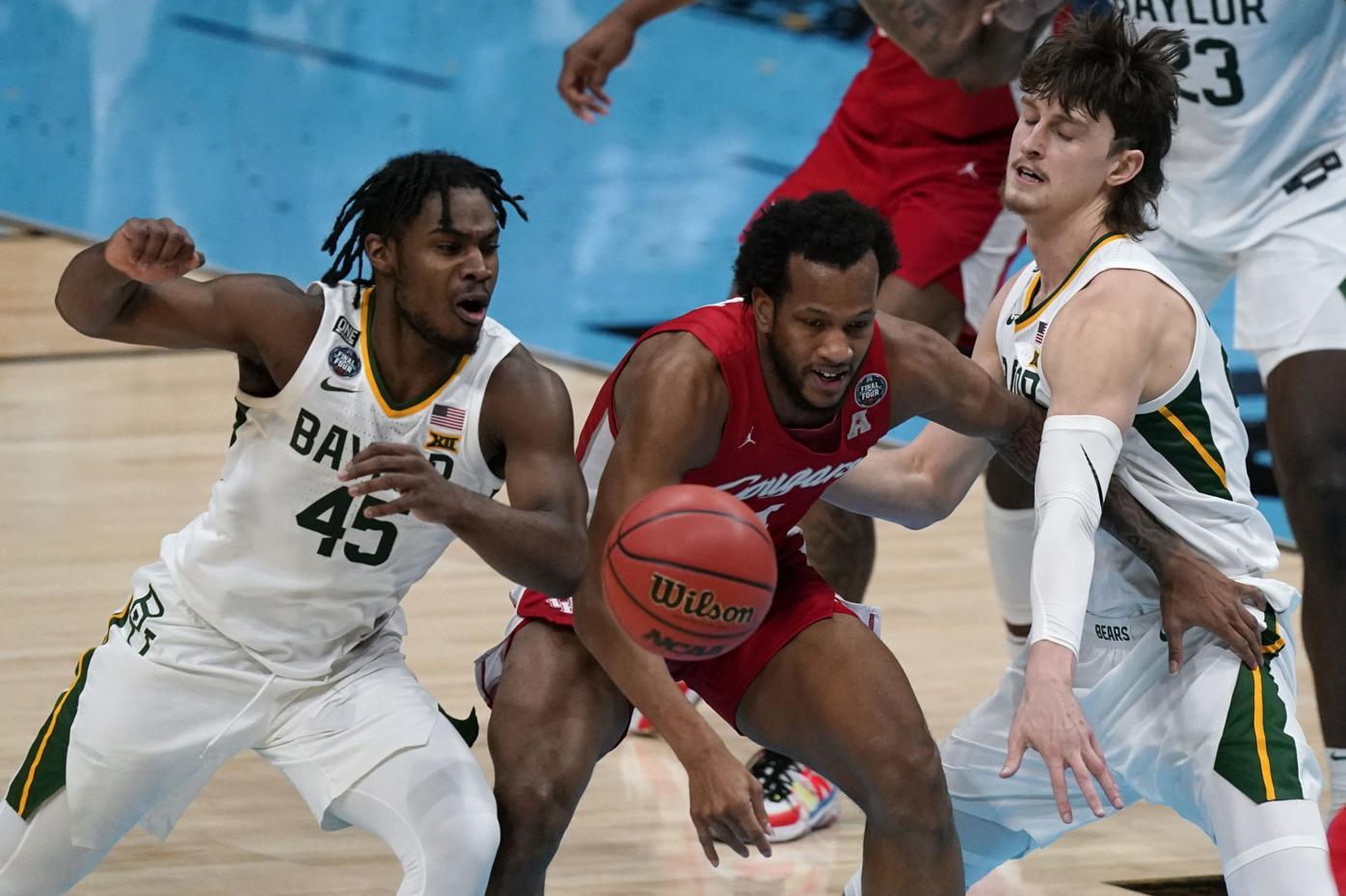 APTOPIX NCAA Final Four Houston Baylor Basketball