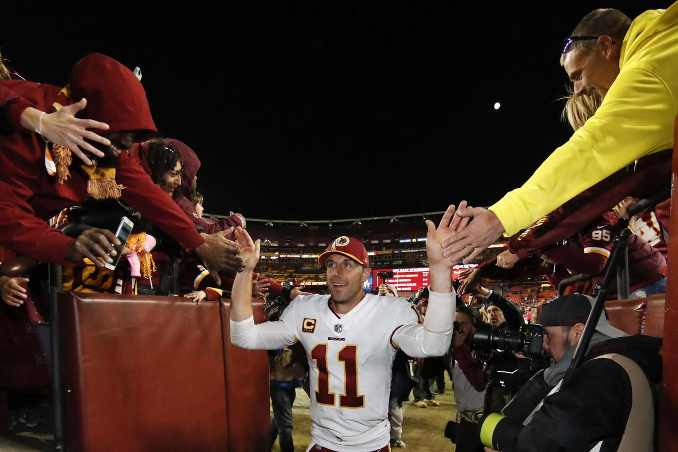Alex Smith Retires Football