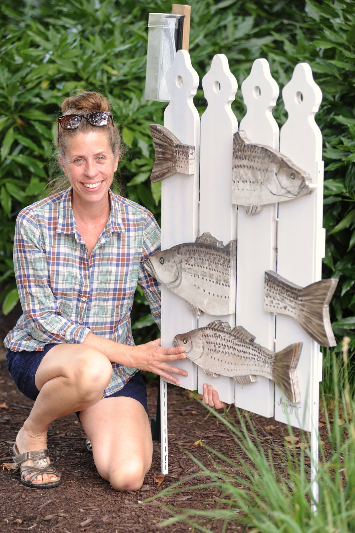 Oxford Picket fences raise money