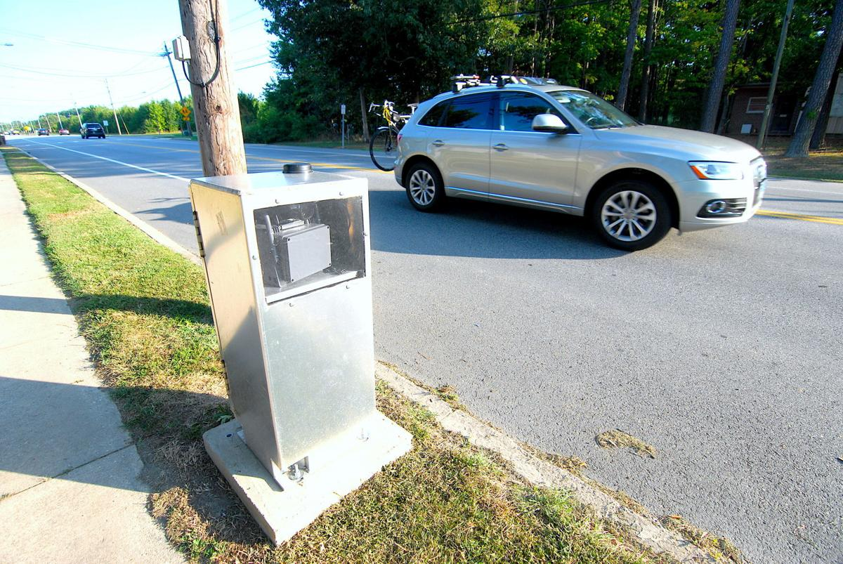 Speed cameras come to St. Michaels