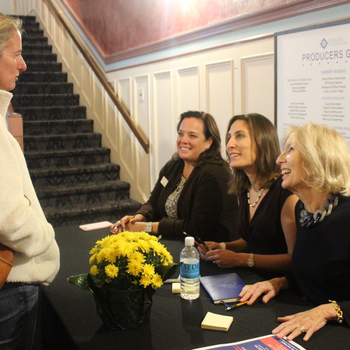 Women and Girls Fund welcomes author Rosalind Wiseman to Easton