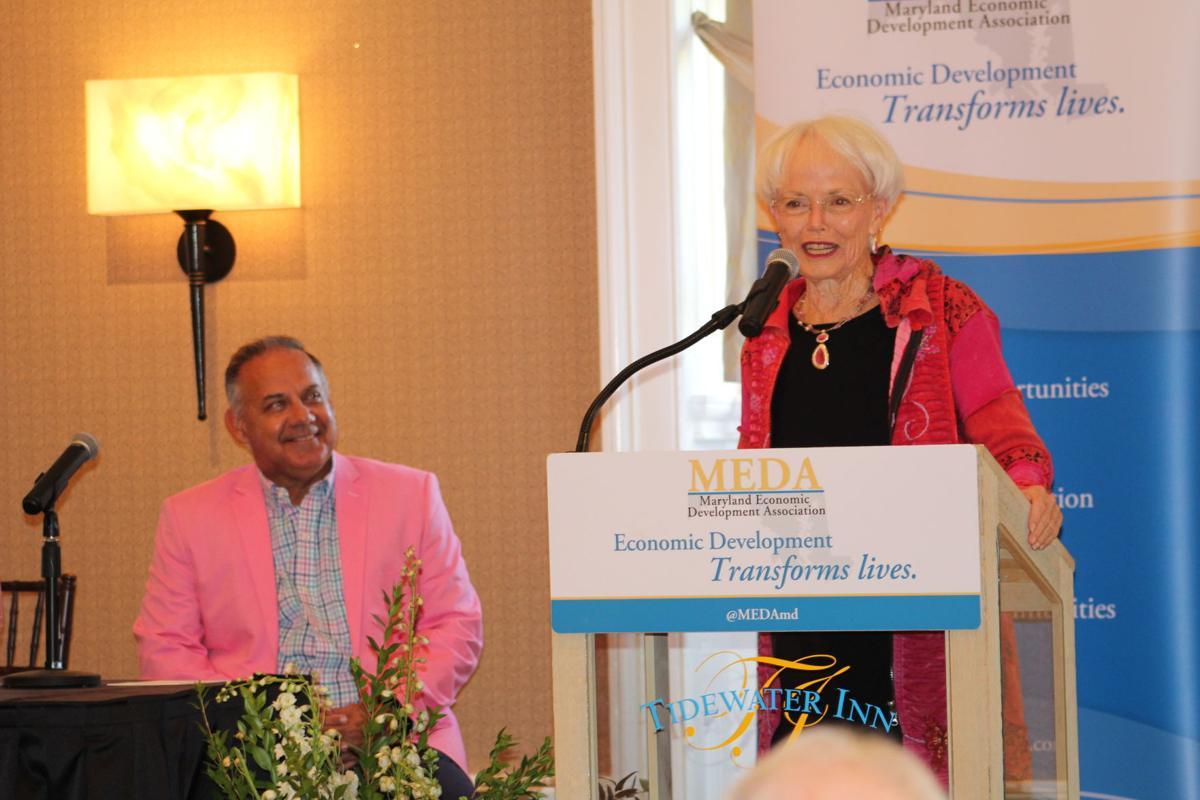 Economic development conference draws hundreds to Easton