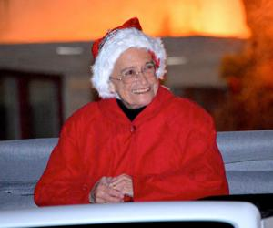 Miss Pansy remembered for her bright spirit