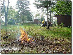 Autumn brings heightened risk of wildfire