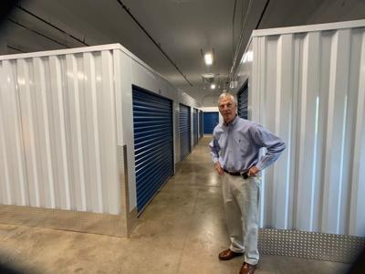 Hunting Creek Mini Storage opens new climate-controlled building