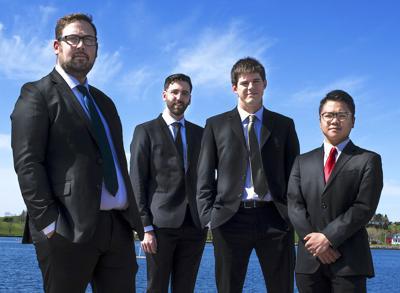 Christ Church to host Heimat Quartet Sept. 22