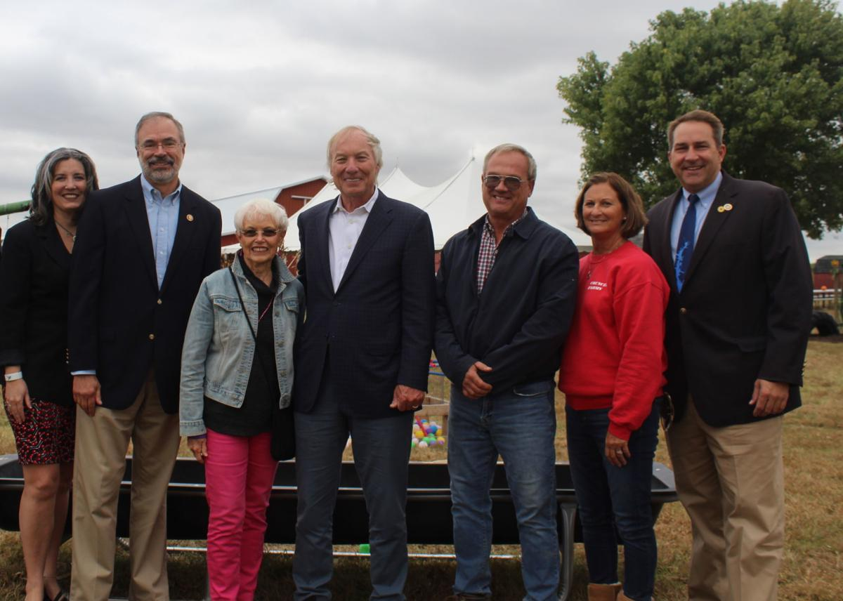 Franchot honors Councell Farms