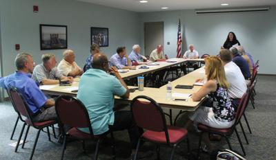 Talbot, towns talk about projects