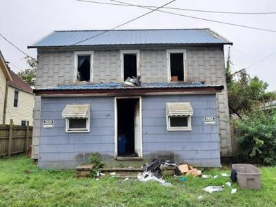Greensboro house fire