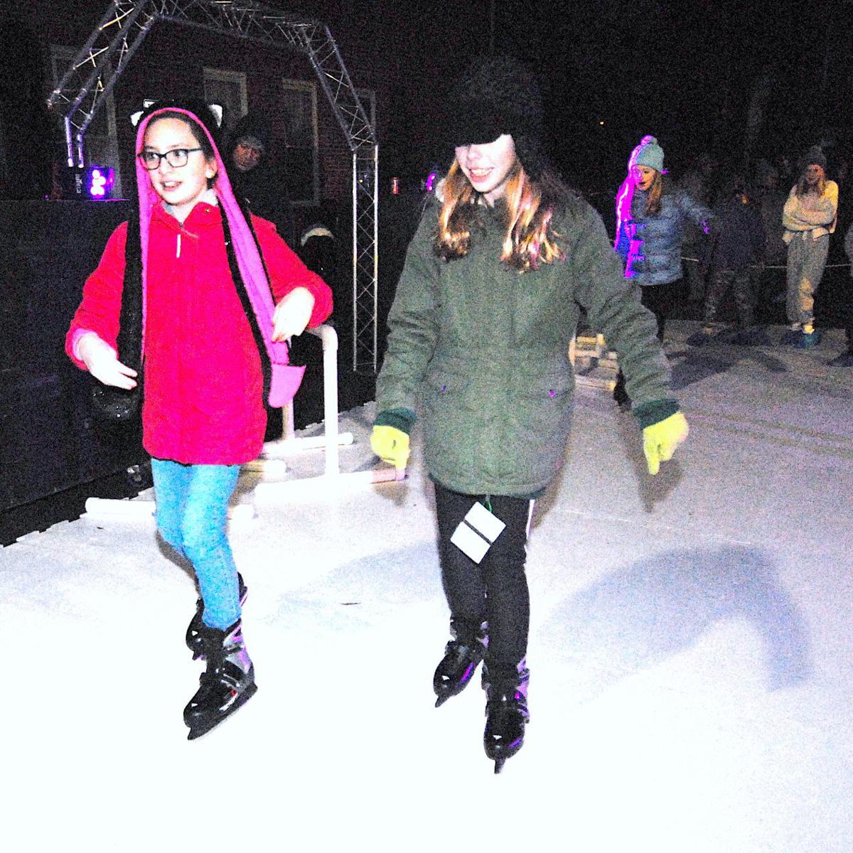 Chesapeake Fire & Ice Fest continues today