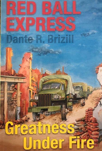 Elkton author Dante R. Brizill release second book