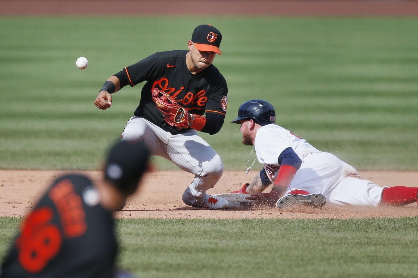 Orioles Red Sox Baseball