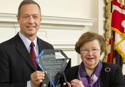 2012 Harriet Ross Tubman Lifetime Achievement Award