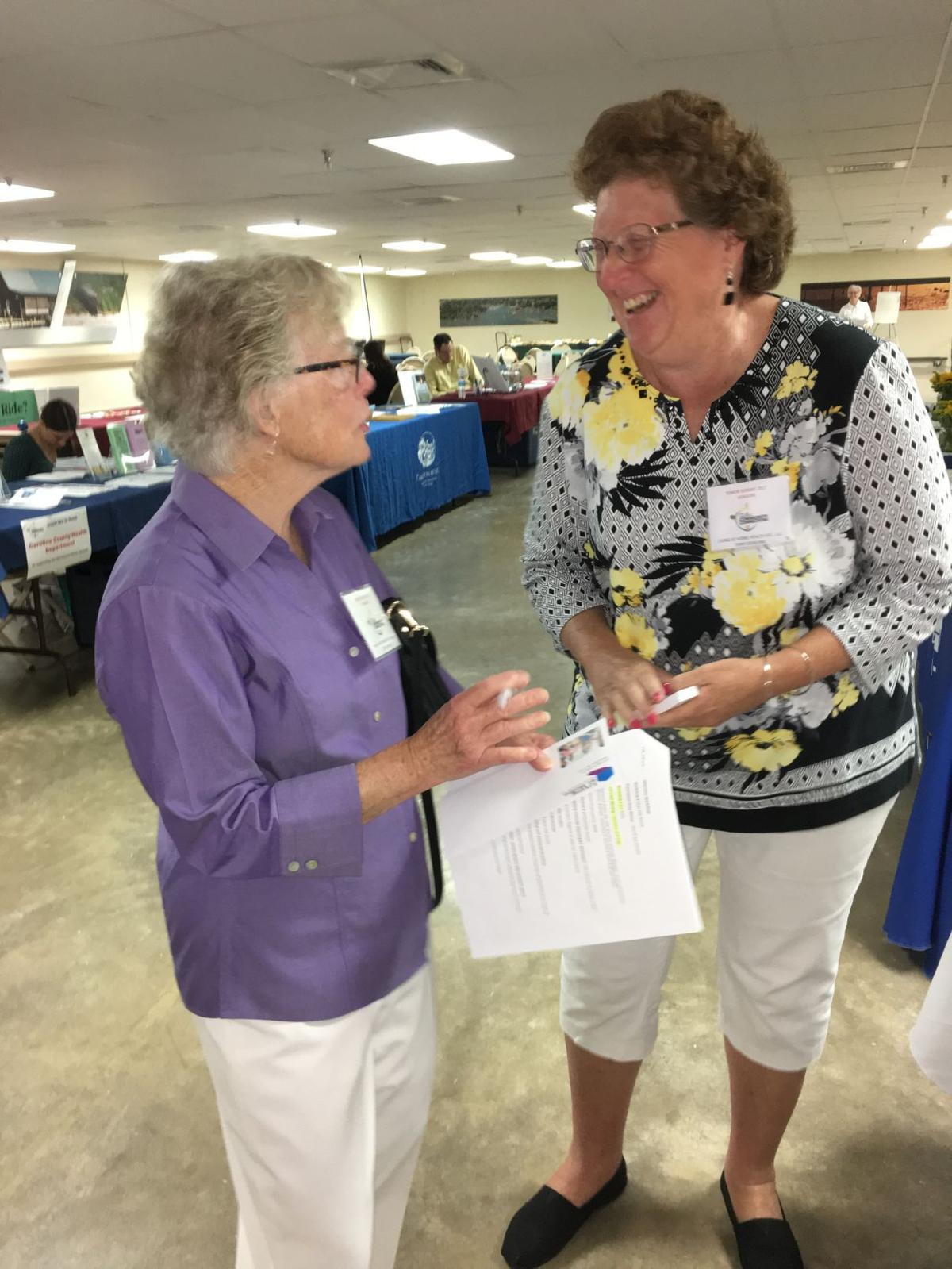 Senior Summit 2017 A Wealth Of Resources Local