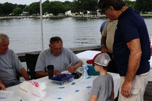 Kids get bountiful catch in fishing derby