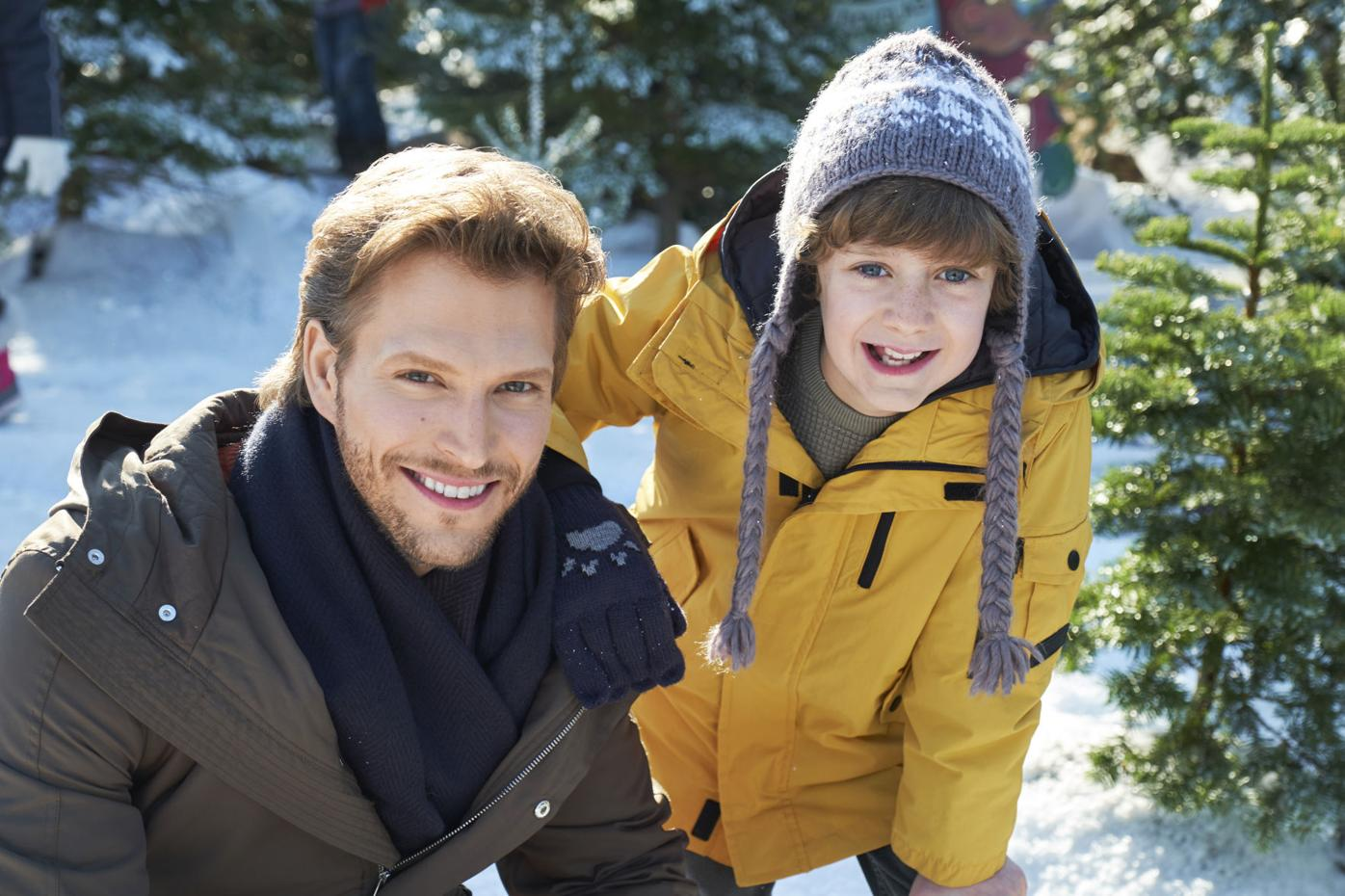 Get into the Christmas spirit with Hallmark Christmas movies
