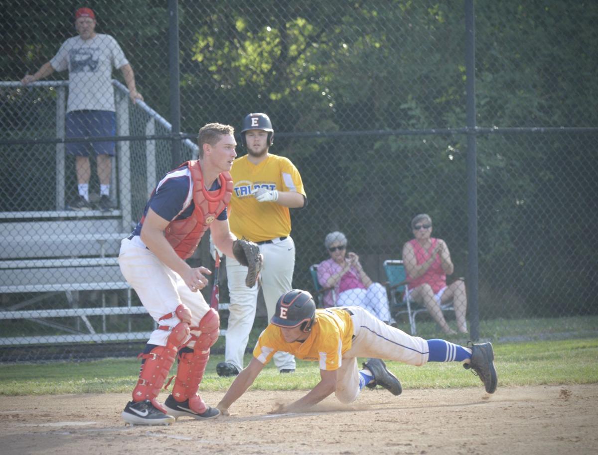 Talbot Caroline baseball
