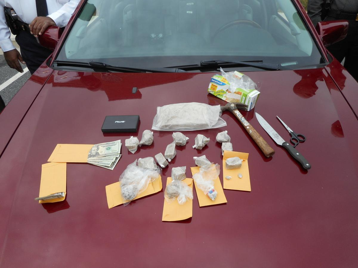 Talbot Drug Task Force Nets Largest Heroin Bust In County