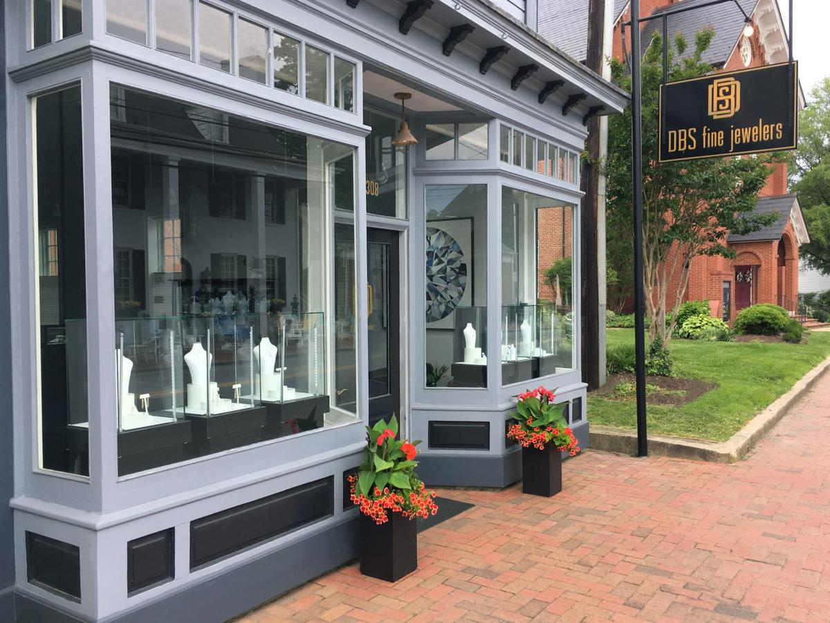 DBS Fine Jewelers moves to newly renovated showroom
