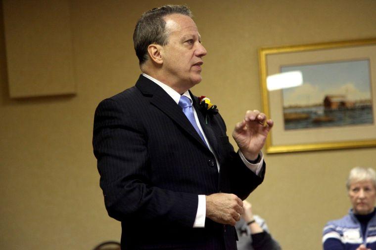 GOP candidate for governor addresses MSLRW