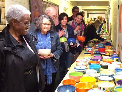 Empty Bowls community dinner set for Feb. 23