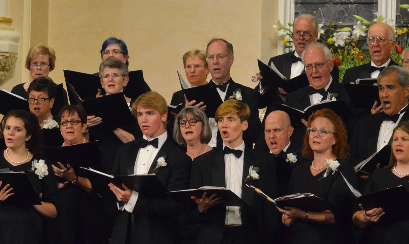 A virtual concert: Easton Choral Arts Society presents 'A Bridge to Beyond'