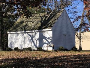 Help needed to preserve historic Tuckahoe Neck Quaker meetinghouse