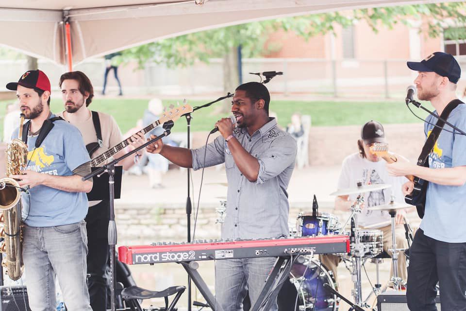 GrooveFEST returns to Cambridge Saturday