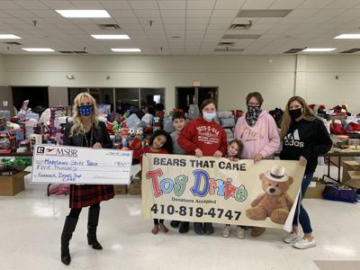 MSBR helps bring Christmas to children