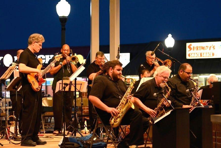 Big band to continue free concert series | Music | stardem com