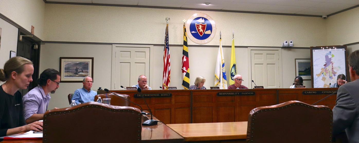 Easton Historic District Commission
