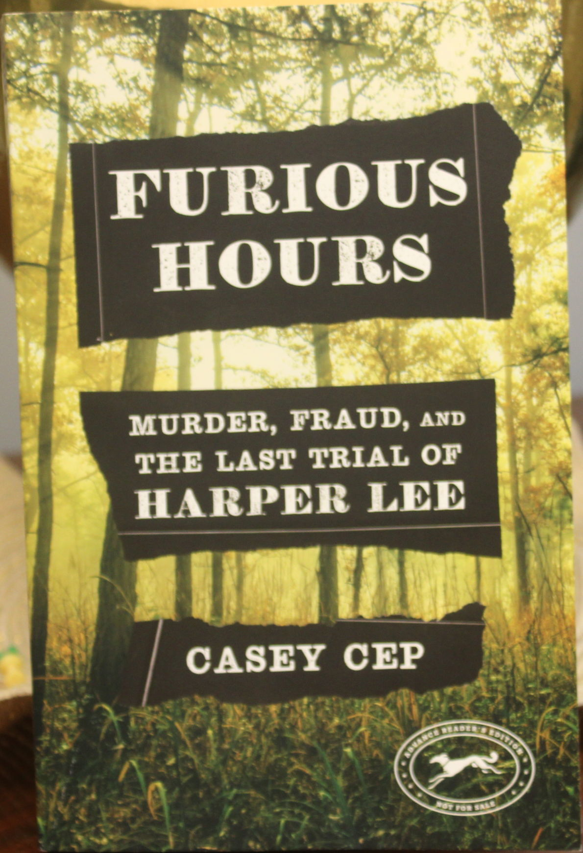Murder and the Last Trial of Harper Lee Furious Hours Fraud