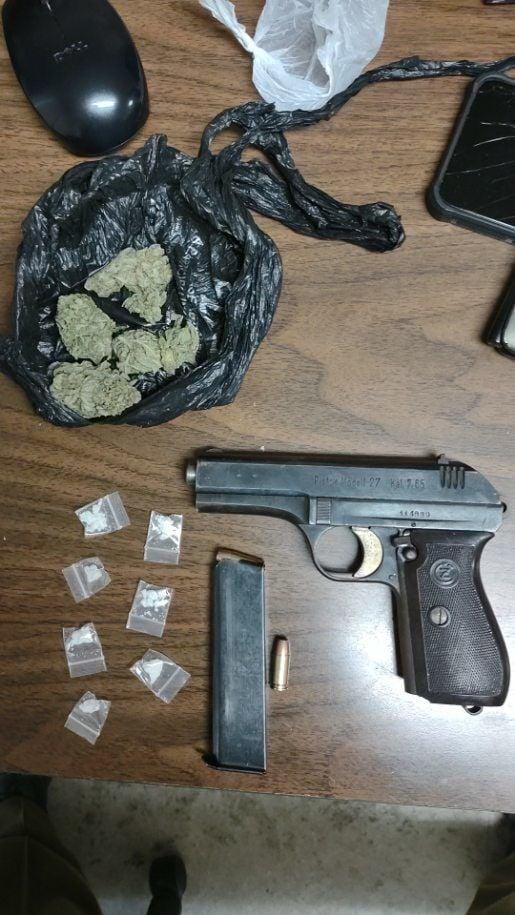 Guns drugs