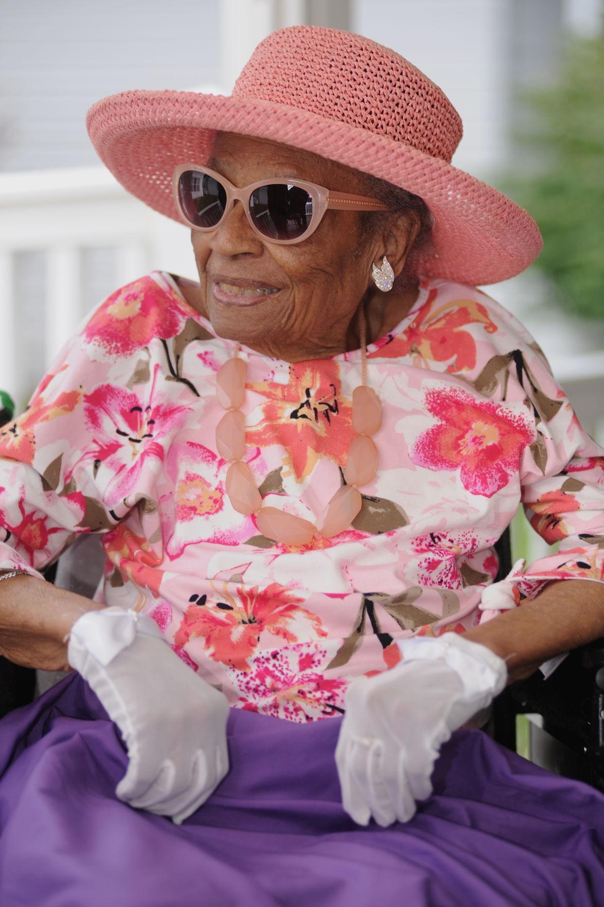 Alston Celebrates 100th Birthday