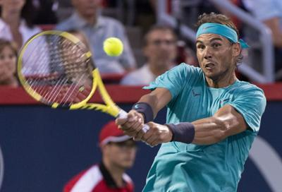 Top-seed Nadal advances to Rogers Cup quarterfinals