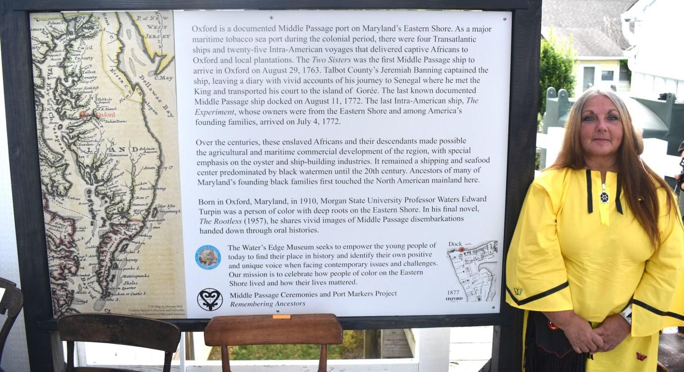 Middle passage sign