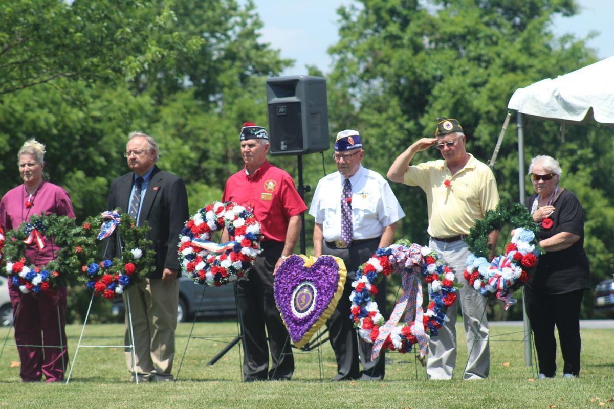 Eastern Shore Veteran's Cemetery observes Memorial Day