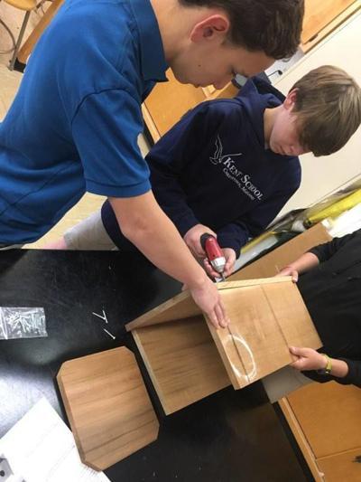 Kent School Students Complete Watershed Watch Program