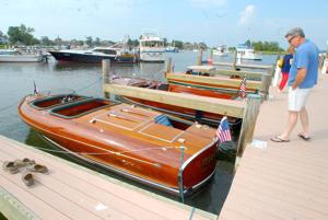 Father's Day at Antique & Classic Boat Fest