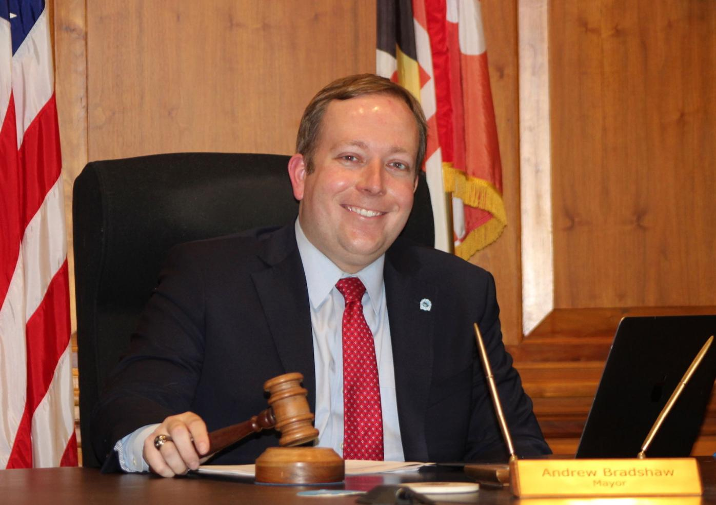 Mayor Andrew Bradshaw
