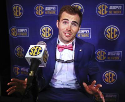 SEC Media Day Football